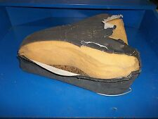 CHRYSLER SNO RUNNER ( VINTAGE ) SEAT VERY ROUGH SHAPE, FOR REBUILD TEMPLATE ONLY