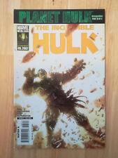 The Incredible Hulk #105 US 2007