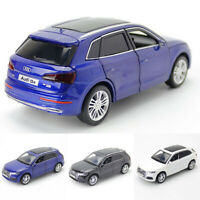 1:32 Audi Q5 SUV Model Car Diecast Gift Toy Vehicle Light Sound Kids Pull Back