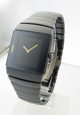 Rado Diastar Sintra Ceramic Multifunktion Blackserie-Herrenmodell