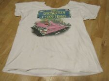 Vintage Bruce Springsteen 84-85 Born In The U.S.A. Tour T-Shirt - 80's Rock Band