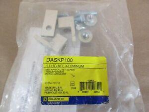 Square D DASKP100 Aluminum Lug Kit