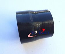 "Straight Silicone Hose Reducer 2"" to 2.5"" inch 51-63mm Coulper Intercooler pipe"
