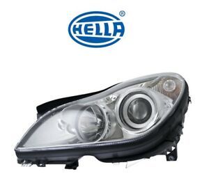 OEM Hella Driver Left Headlight Headlamp Assembly For Mercedes CLS-Class 06-10