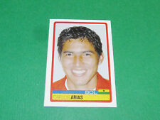 N°58 CARLOS ARIAS BOLIVIA PANINI FOOTBALL COPA AMERICA 2007