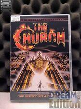 Church, The [Anchor Bay] dir. Michele Soavi; Asia Argento] (1989) Chiller [DEd]