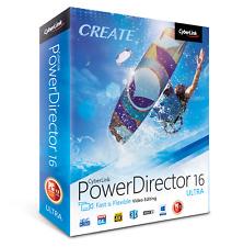 CyberLink PowerDirector 16 Ultra + PhotoDirector 9 Ultra