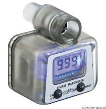 Manometro digitale 0-999 mbar 9 V   Marca Osculati   66.446.75