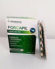 Arkopharma forcapil active vitamins minerals basis enhances hair growth strength