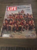 Life Magazine - Waterloo, June 11 1965