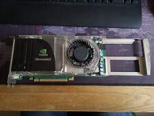 768MB Dell JP111 nVidia Quadro FX 4600 PCI-e x16 DDR3 Dual DVI Graphics Card