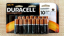 Duracell AA Coppertop Batteries (16 ct )