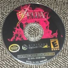 ZELDA OCARINA OF TIME MASTER QUEST - GAMECUBE - GAME DISC ONLY - FREE S/H - (JJ)