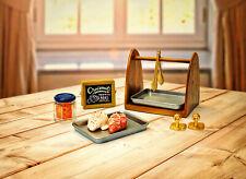 Sylvanian Families Calico Critters Bakery Petit Re-Ment Croissant Set
