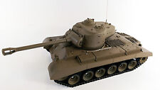 2.4GHz Radio Control Battle R/C Snow Leopard RC Tank BB Smoke Sound Heng Long