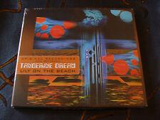 Slip Album: Tangerine Dream : Lily On The Beach : Sealed