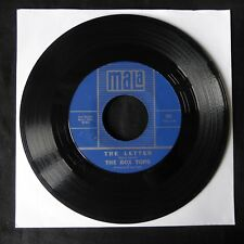 "THE BOX TOPS The Letter RARE MALA 565 US Press 7"" 45 Vinyl RECORD"