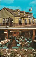 Elizabethtown Pa Lancaster County Farm Diner Rte,230 Chrome Postcard