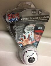 Stats Pro Virtual Speed Baseball How Fast Can You Throw? NIB