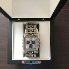 Oakley Minute Machine Titanium Silver Men's Watch Discontinued Model Near MINT