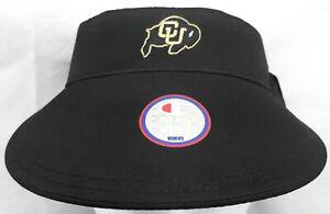 Colorado Buffaloes NCAA Champion adjustable visor/cap/hat