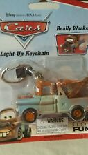 Disney Pixar Cars 2006 Mater Light Up Keychain