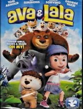 Ava & Lala Family Approved ARNOLD SORVINO DVD NEW FREE SHIPPING TRACKING CONT US