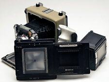 Moveable Adapter for Mamiya 645 Back to Linhof 6x9 W22
