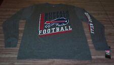 Buffalo Bills Nfl Football Long Sleeve T-Shirt Medium New w/ Tag