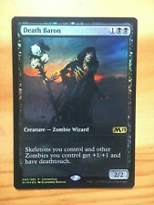 Mtg Convention Promos Death Baron FOIL NM