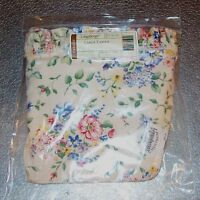 Longaberger Spring Floral LARGE EASTER 2003 Basket Liner ~ Brand New in Bag!