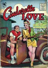 Cinderella Love #29 Photocopy Comic Book