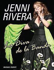 Jenni Rivera: La Diva de la Banda (Spanish Edition), Puente, Michael