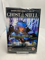 Ghost In The Shell (DVD, 2003) New And Sealed Free P&p Great Gift  Manga Dvd