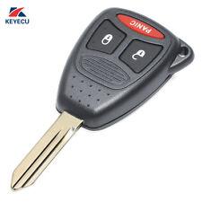 Replacement Remote Key Fob for Dodge Dakota Durango Magnum Ram Caliber KOBDT04A