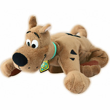 """Scooby Doo Collectables Soft Touch Beanie Plush Soft Toy Approx 28cm 11"""" BNTW"""
