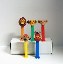 Pez Lion King 5Pc Set