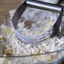 US Stainless Steel Pastry Dough Cutter Blender Mixer Whisk Baking Kitchen  d