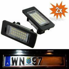 2x LED Kennzeichenbeleuchtung Canbus Für BMW 3er 5er E39 E60 E61 E93 E90 E91 E92