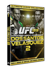 Brand New & Sealed UFC 155 - Dos Santos vs. Velasquez 2 DVD (2 Discs)