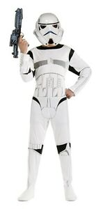 FANCY DRESS COSTUME ~ ADULT STAR WARS STORMTROOPER STD