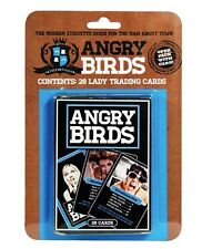 Angry Birds Lady Trading Cards Game - Adult Stag Night Fun - NEW FREE P/P !