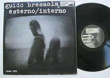 LP GUIDO bresaola – esterno/interno-MINT-prepared Bass materiali sonori
