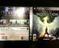(ARTWORK ONLY) (NO GAME) PS3 - Dragon Age Inquisition