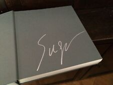 SIGNED HIROSHI SUGIMOTO 2005 HATJE CANTZ MORI & HIRSHHORN Hardcover