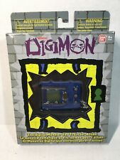 2019 Bandai Digimon Digivice 20th Anniversary Blue Brand New Factory Sealed