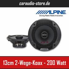 Alpine SPG-13C2 13cm 2-Wege Koaxial-System 130mm Auto-Lautsprecher 200Watt Max