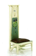 Take A Seat Collectible Miniature Chair Linear Elegance Raine Vail Dollhouse