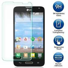 9H Tempered Glass Screen Protector Guard Shield Cover For LG Ultimate 2 (L41C)