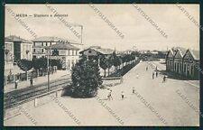 Milano Meda Stazione cartolina EE6088
